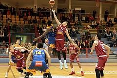 03.12.2017 Basketball ABL 2017/18 Grunddurchgang 10. Runde Traiskirchen Lions vs Fürstenfeld Panthers