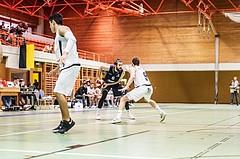 Basketball, 2.Bundesliga, Grunddurchgang 2.Runde, BBC Nord Dragonz, Jennersdorf Blackbirds, Gabriel Semmel (13)