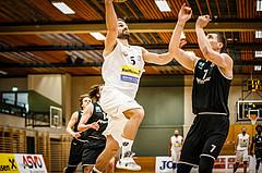 Basketball, Basketball Zweite Liga, Grunddurchgang 7.Runde, Mattersburg Rocks, Raiders Tirol, Florian DUCK (3)