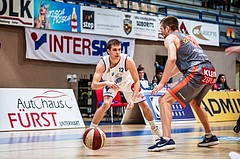 Basketball, ABL 2018/19, Grunddurchgang 5.Runde, Oberwart Gunners, Fürstenfeld Panthers, Jonathan Knessl (12)