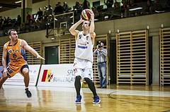 Basketball, 2.Bundesliga, Grunddurchgang 4.Runde, Mattersburg Rocks, BBU Salzburg, Arnis SERVUTS (9)