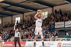 Basketball, ABL 2017/18, Grunddurchgang 2.Runde, Oberwart Gunners, UBSC Graz, Louis Dabney Jr. (5)