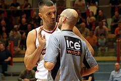 15.10.2017 Basketball ABL 2017/18 Grunddurchgang 2. Runde Traiskirchen Lions vs BC Vienna