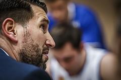 Basketball, ABL 2018/19, Grunddurchgang 33.Runde, Oberwart Gunners, Vienna DC Timberwolves, Horst Leitner (Coach)