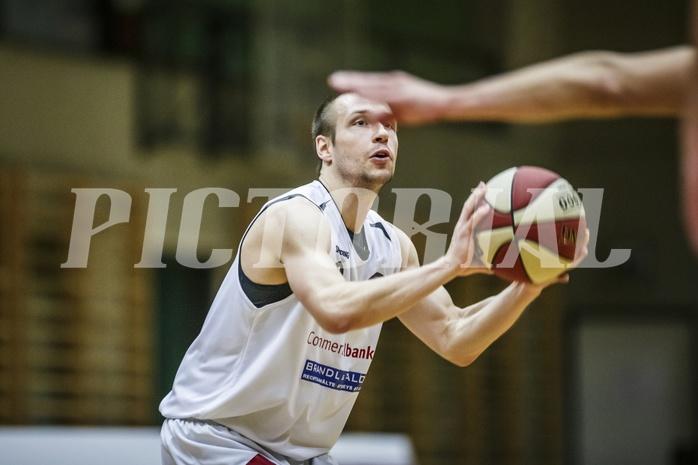 Basketball, 2.Bundesliga, Grunddurchgang 9.Runde, Mattersburg Rocks, Basket Flames, Arnis SERVUTS (9)