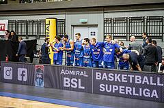 Basketball, Basketball Austria Cup 2019/20, Finale, Kapfenberg Bulls, Klosterneuburg Dukes, ece Kapfenberg Bulls