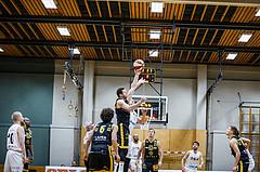Basketball, Basketball Zweite Liga, Grunddurchgang 3.Runde, Mattersburg Rocks, Fürstenfeld Panthers, Jumpball