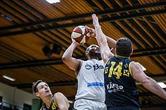 Basketball, Basketball Zweite Liga, Grunddurchgang 3.Runde, Mattersburg Rocks, Fürstenfeld Panthers, Gary WARE (19)