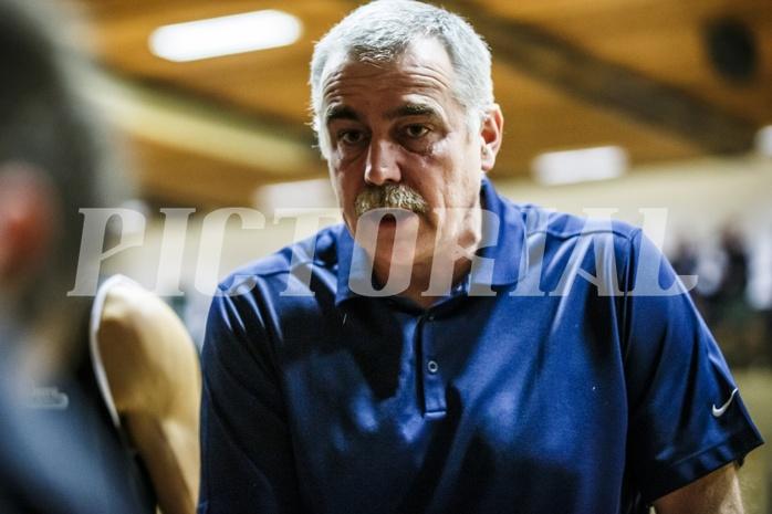 Basketball, 2.Bundesliga, Grunddurchgang 9.Runde, Mattersburg Rocks, Basket Flames, Franz Zderadicka (Coach)