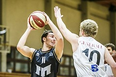 Basketball, 2.Bundesliga, Grunddurchgang 7.Runde, Mattersburg Rocks, Wörthersee Piraten,