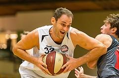 Basketball, 2.Bundesliga, Grunddurchgang 4.Runde, Mattersburg Rocks, Villach Raiders, Fuad MEMCIC (32)