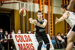 Basketball, Basketball Zweite Liga, Grunddurchgang 22.Runde, BBC Nord Dragonz, UDW Alligators Deutsch Wagram, Jan Kvasnicka (7)