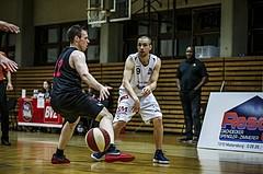 Basketball, 2.Bundesliga, Grunddurchgang 5.Runde, Mattersburg Rocks, Mistelbach Mustangs, Arnis SERVUTS (9)