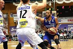 29.10.2017 Basketball ABL 2017/18 Grunddurchgang 6. Runde Gmunden Swans vs Oberwart Gunners