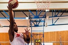 Basketball ABL 2015/16 Grunddurchgang 21.Runde Oberwart Gunners vs. Güssing Knights