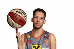 Basketball, ABL 2018/19, Media, Fürstenfeld Panthers, Malik Beganovic (4)