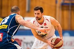 Basketball, CUP 2017 , 1/2 Finale, WBC Wels, Kapfenberg Bulls, Davor Lamesic (7)