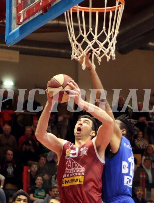 26.12.2017 Basketball ABL 2017/18 Grunddurchgang 13. Runde Traiskirchen Lions vs Oberwart Gunners