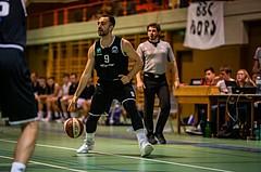 Basketball, Basketball Zweite Liga, Grunddurchgang 1.Runde, COLDA MARIS BBC Nord Dragonz, Swarco Raiders Tirol, Emmanouil Bechrakis (9)