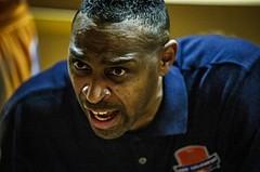Basketball, 2.Bundesliga, Grunddurchgang 4.Runde, Mattersburg Rocks, BBU Salzburg, Aaron Mitchell (Head Coach)