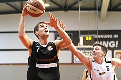 Basketball 2.Bundesliga 2017/18 Grunddurchgang 3.Runde  Jennersdorf Blackbirds vs Mattersburg Rocks