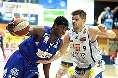 03.06.2017 Basketball ABL 2016/17 Olayoff Finale Spiel 3, Kapfenberg Bulls vs Oberwart Gunners