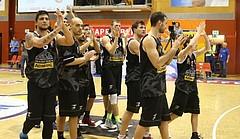 Basketball ABL 2015/16 Grunddurchgang 29.Runde Kapfenberg Bulls vs. Traiskirchen Lions