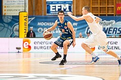 Basketball, CUP 2017 , Finale, Oberwart Gunners, Kapfenberg Bulls, Bogic Vujosevic (5)