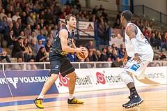 Basketball ABL 2016/17 Grunddurchgang 5.Runde Oberwart Gunners vs. Traiskirchen Lions