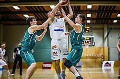 Basketball, 2.Bundesliga, Grunddurchgang 2.Runde, Mattersburg Rocks, KOS Celovec, Marko SOLDO (7)