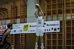 Basketball, Basketball Zweite Liga, Grunddurchgang 3.Runde, COLDA MARIS BBC Nord Dragonz, Mattersburg Rocks, Dragisa Najdanovic (7)
