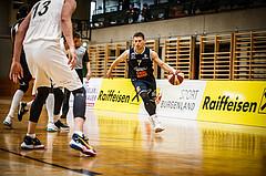 Basketball, Basketball Zweite Liga, Playoff: Viertelfinale 3. Spiel, Mattersburg Rocks, BBC Nord Dragonz, Dragisa Najdanovic (7)