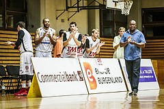 Basketball, 2.Bundesliga, Grunddurchgang 4.Runde, Mattersburg Rocks, BBU Salzburg, Mattersburg Rocks