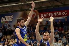 18.05.2017 Basketball ABL 2016/17 3.Halbfinale ece bulls Kapfenberg vs Gmunden Swans