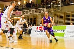 Basketball, 2.Bundesliga, Grunddurchgang 2.Runde, Mattersburg Rocks, Vienna DC Timberwolves, David Geisler (5)