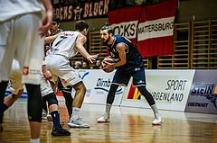 Basketball, 2.Bundesliga, Grunddurchgang 3.Runde, Mattersburg Rocks, BBC Nord Dragonz, Stojan Radanovic (6)