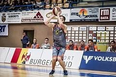 Basketball, ABL 2018/19, Grunddurchgang 5.Runde, Oberwart Gunners, Fürstenfeld Panthers, Emils Surums (10)
