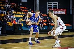 Basketball, Admiral Basketball Superliga 2019/20, Grunddurchgang 5.Runde, BC Vienna, Oberwart Gunners, Edi Patekar (9)
