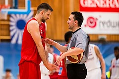 Basketball ABL 2015/16 F1 Oberwart GUNNERS vs. WBC Wels