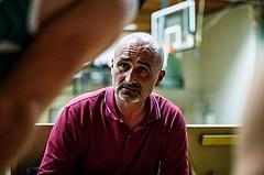 Basketball, 2.Bundesliga, Grunddurchgang 2.Runde, Mattersburg Rocks, KOS Celovec, Dragan Sliskovic (Head Coach)