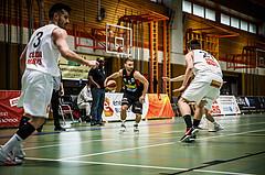 Basketball, Basketball Zweite Liga, Viertelfinale Spiel 2, BBC Nord Dragonz, Mattersburg Rocks, Florian DUCK (3)