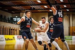 Basketball, Basketball Zweite Liga, Playoff: Viertelfinale 3. Spiel, Mattersburg Rocks, BBC Nord Dragonz, Tobias WINKLER (9)