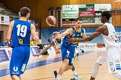 Basketball, ABL 2016/17, CUP VF, Oberwart Gunners, UBSC Graz, Drago Brcina (13)