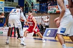Basketball, ABL 2018/19, Grunddurchgang 1.Runde, Oberwart Gunners, BC Vienna, Luca Gvozden (10)