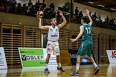 Basketball, 2.Bundesliga, Grunddurchgang 2.Runde, Mattersburg Rocks, KOS Celovec, Marko JAITZ (11)