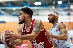 23.01.2016 Basketball CUP 2016 Halbfinale Kapfenberg Bulls vs BC Vienna