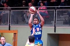 Basketball ABL 2015/16 Grunddurchgang 17.Runde UBSC Graz vs Kapfenberg Bulls