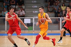 Basketball U18 European Championship Men DIV B Team Portugal vs. Team Austria