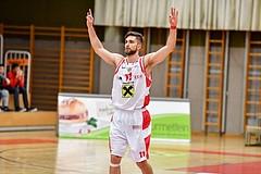 Basketball ABL 2018/19 Grunddurchgang 14. Runde Flyers Wels vs UBSC Graz