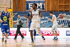 Basketball, CUP 2017 , 1/2 Finale, Oberwart Gunners, Gmunden Swans, Jamari Traylor (9)